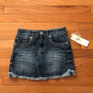 girls denim skirt from GUESS